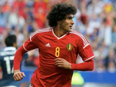 Manchester United's Marouane Fellaini 'emerges as transfer target for Besiktas'