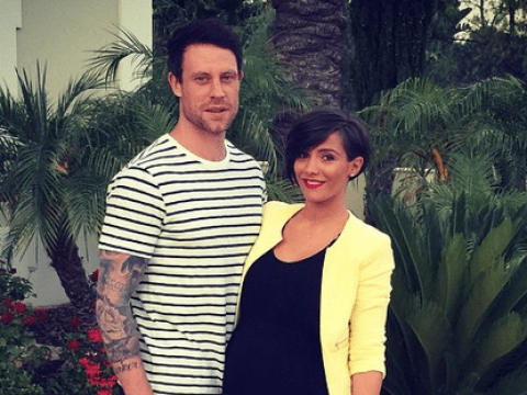 There is a new baby Saturdays in the world: Frankie Bridge's bandmates rush to congratulate her on her new son