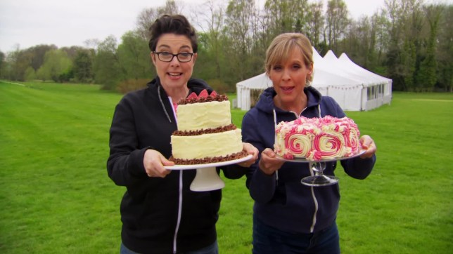Great British Bake Off 2015: Cake-tastrophes and other key ...