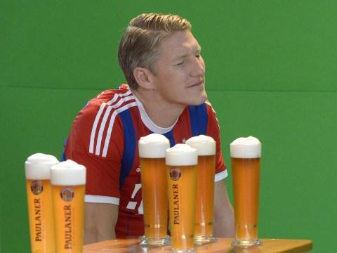 Bastian Schweinsteiger reveals plans to take Manchester United squad on beer-guzzling Oktoberfest trip