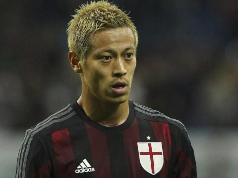 Tottenham 'table transfer bid for AC Milan outcast Keisuke Honda'