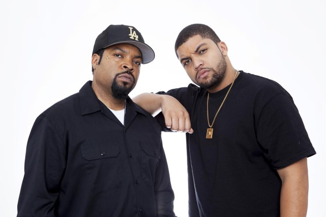 Ice Cubes Son Is Playing Him In Nwa Film Straight Outta