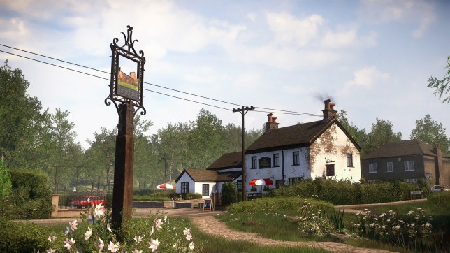 Everybody's Gone To The Rapture (PS4) - at least you won't have to queue at the bar