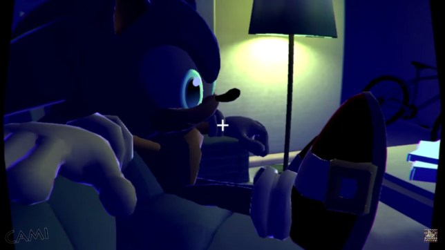 My Roommate Sonic - definitely game of the year material