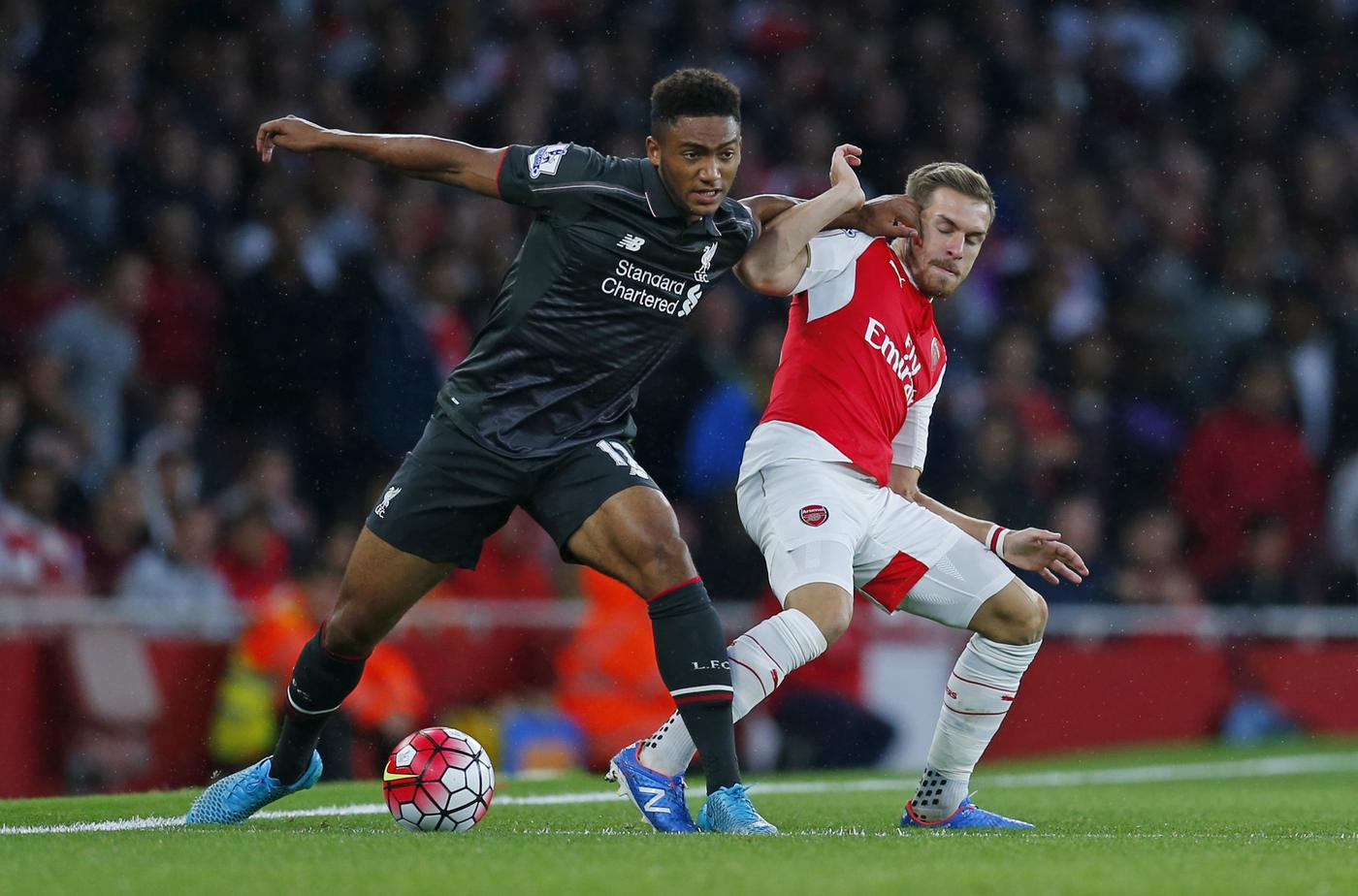 What have we thought of Liverpool's new defender Joe Gomez?
