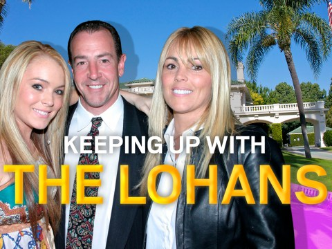 Keeping up with the Lohans? Lindsay Lohan and family 'sign up for reality show to rival the Kardashians'