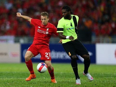 Why this summer's transfer window is the right time for Liverpool to sell Lucas Leiva