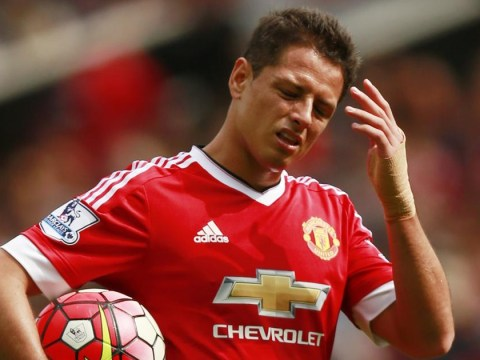 Manchester United's David De Gea questions decision to sell Javier Hernandez