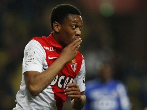 Manchester United sign Monaco forward Anthony Martial in £36million transfer deal