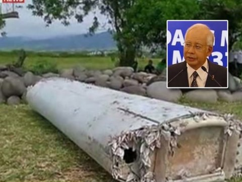 Plane debris on Reunion island confirmed to be from missing MH370