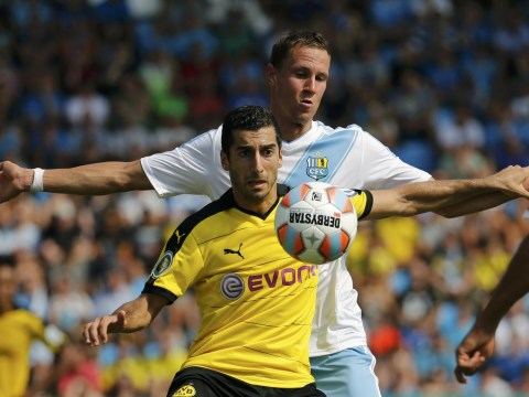 Liverpool 'face Juventus competition to sign Borussia Dortmund star Henrikh Mkhitaryan'
