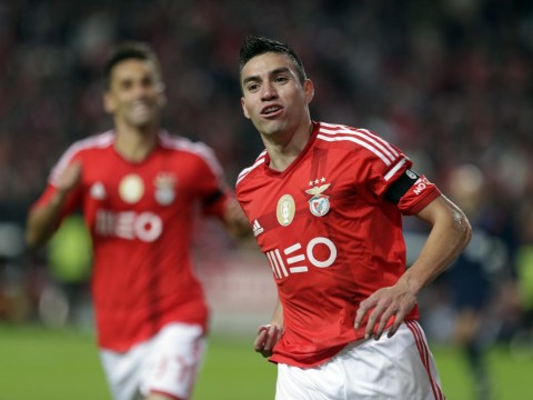 Manchester United agreed Nicolas Gaitan fee but decided against transfer – report
