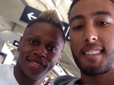Clinton Njie 'pictured at airport' ahead of Tottenham transfer