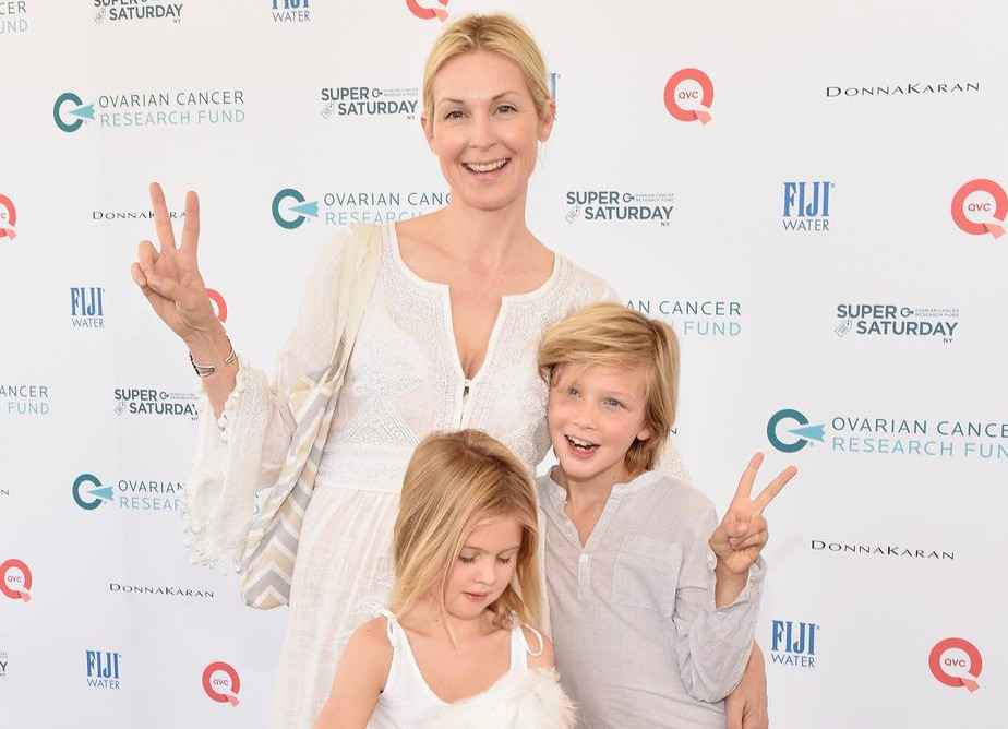 Gossip Girl's Kelly Rutherford flouts court order to send children to live with their father in Monaco