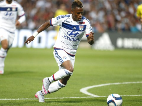 Clinton Njie close to completing Tottenham transfer, reveals Lyon president