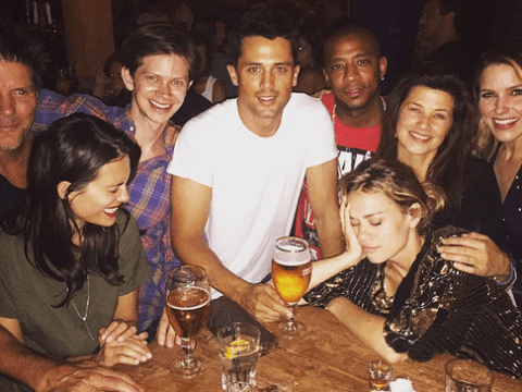 The One Tree Hill cast just had one of the best reunions ever