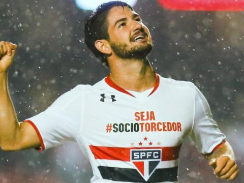 Manchester United could make second move for Brazilian striker Alexandre Pato after stating his desire play in England