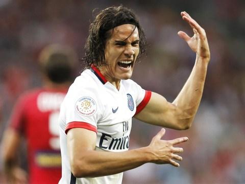Edinson Cavani 'could seal Arsenal transfer within days'