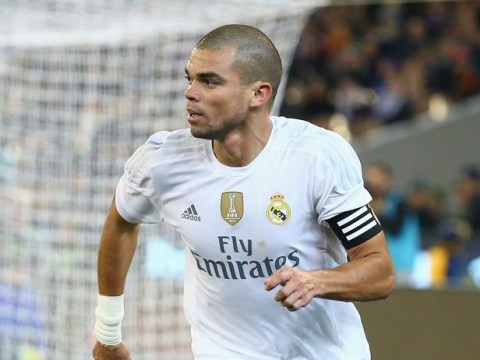 Manchester United 'line up transfer of Real Madrid's Pepe'