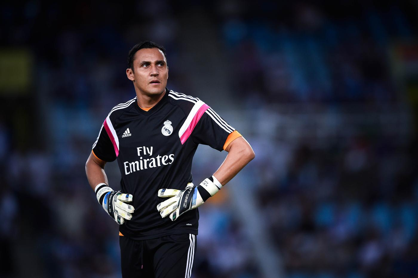 Manchester United reach agreement over Keylor Navas transfer, reports say