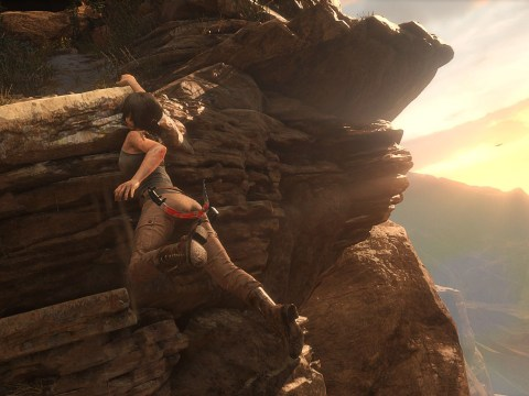 Rise Of The Tomb Raider hands-on preview – now with actual tombs!