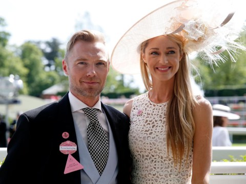 Here are 9 things you need to know about Ronan Keating and Storm Uechtritz's wedding