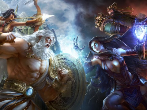 Smite Xbox One review – war of the gods