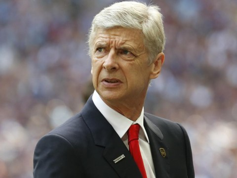 Manchester United's Louis van Gaal admits he wouldn't be happy with Arsene Wenger's record at Arsenal