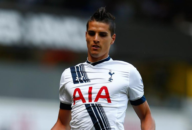 Tottenham winger Erik Lamela on verge of Marseille transfer after Juventus deal collapses – report