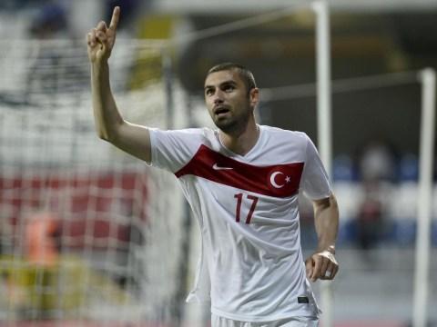Burak Yilmaz 'in talks to complete £6.4million West Ham transfer'