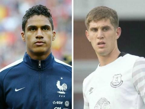 Chelsea 'lining up transfers of Raphael Varane and John Stones'