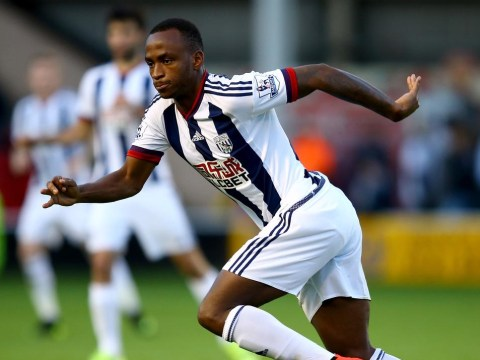 Tottenham 'handed boost over Saido Berahino transfer after West Brom manager Tony Pulis refuses to rule out move'