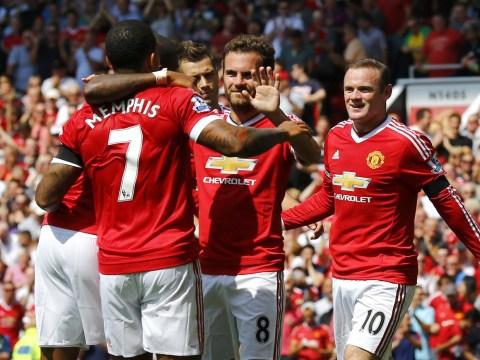 Aston Villa v Manchester United teams: Four Villa home debuts, Adnan Januzaj over Ashley Young, Ander Herrera benched