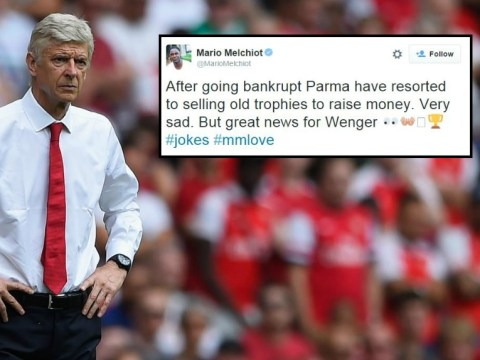 Chelsea hero Mario Melchiot brilliantly trolls Arsenal boss Arsene Wenger with Parma trophies jibe