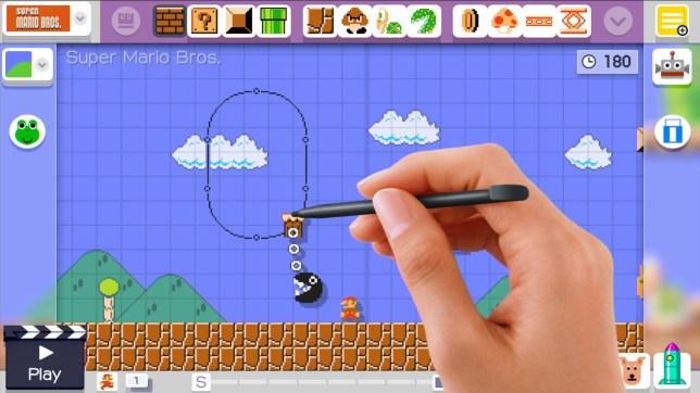 Super Mario Maker (Wii U) - can you do better than Nintendo?