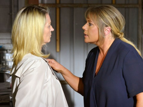 EastEnders spoilers: Sharon Mitchell and Kathy Beale are finally reunited for dramatic showdown in the Arches