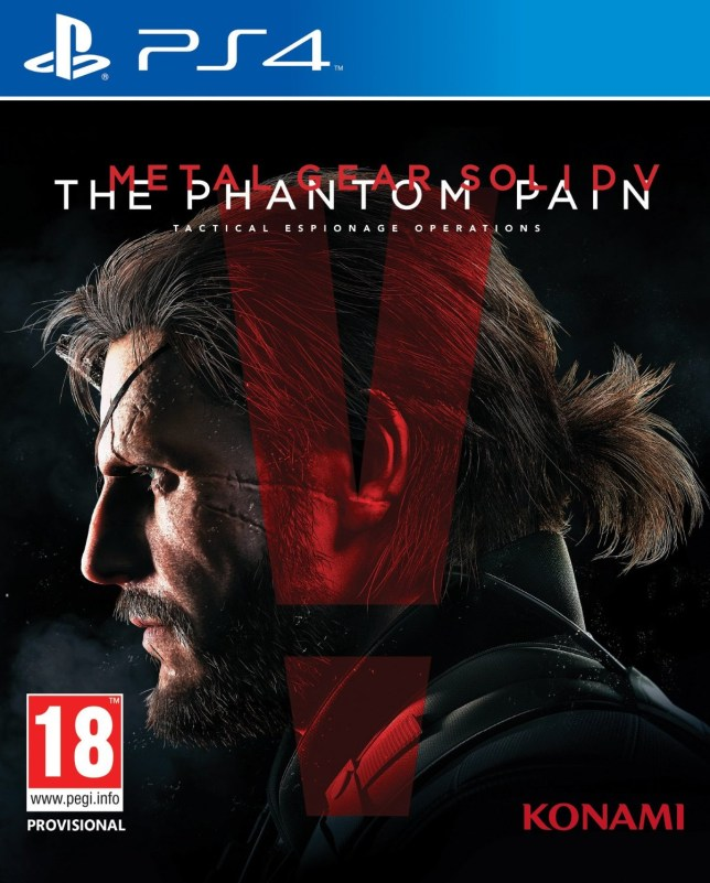 Metal Gear Solid V earns second UK number one – Games charts 12