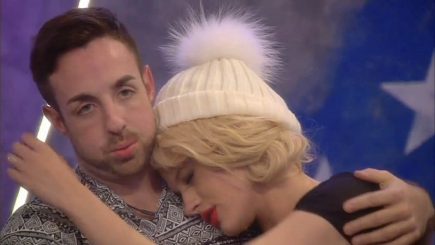 Chloe Jasmine tells Celeb Big Brother housemates she would love Stevi Ritchie 'even if he was in a wheelchair'