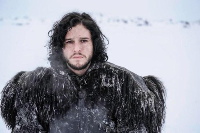 Television Programme: Game Of Thrones with Kit Harington as Jon Snow. Game Of Thrones, Series 3.EP301....? HBO Enterprises