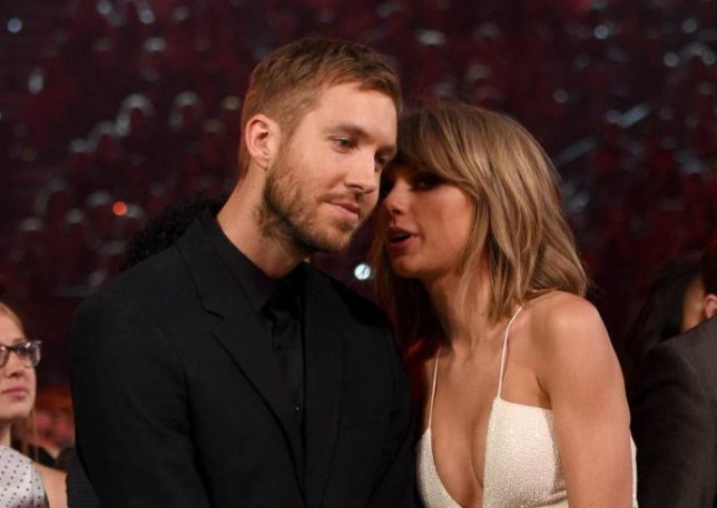Recording artists Calvin Harris (L) and Taylor Swift attend the 2015 Billboard Music Awards at MGM Grand Garden Arena on May 17, 2015 in Las Vegas, Nevada. (Photo by Larry Busacca/BMA2015/Getty Images for dcp)