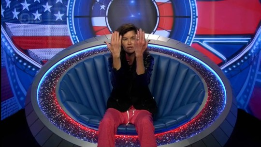 Celebrity Big Brother Janice Dickinson