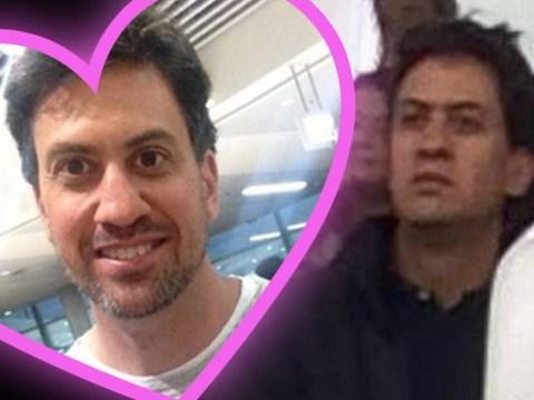 Ed Miliband has shaved his beard off… on World Beard Day