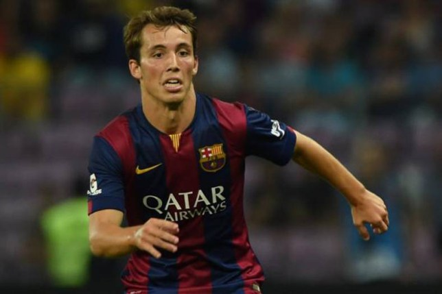 Alejandro Grimaldo has been well known to Barcelona connoisseurs for years now.