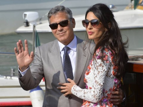 George and Amal Clooney's pregnancy 'confirmed' by TV host – and she knows when they're due