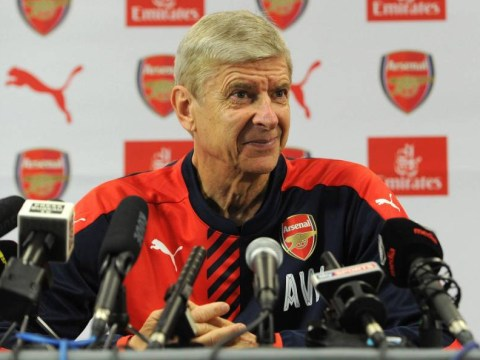 Arsene Wenger wants six Arsenal players to score 100 goals between them this season