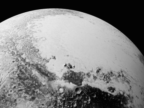 New detailed photos and video of Pluto show complexity of terrain