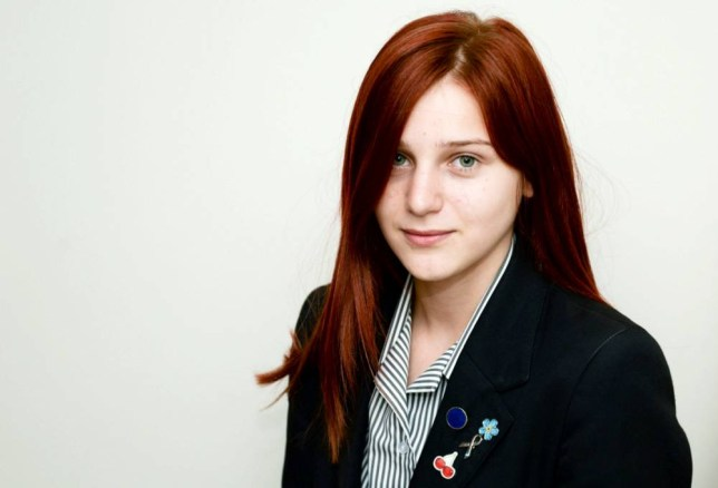 Year 10 student told her red hair does not follow school rules ...