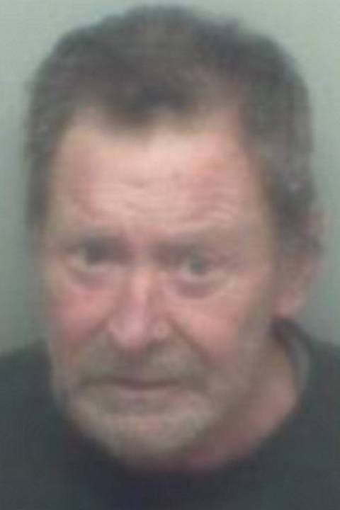 kent police.jpg Bungling bank robber who held a knife to the neck of a terrified cashier is caught - after giving his OWN bank details and asking for the cash to be transferred Paul Neaverson, 61, walked in Natwest branch in Rainham, Kent with knife