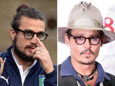 Eight footballers who look like actors including Zac Effron, Johnny Depp, Sylvester Stallone and Matt Damon
