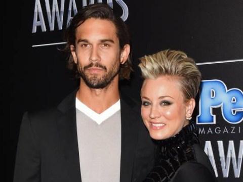 Big Bang Theory's Kaley Cuoco's estranged husband Ryan Sweeting asks for spousal support